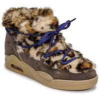 Schoenen Dames Laarzen Serafini MOON LOW Leopard