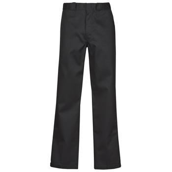 Textiel Heren 5 zakken broeken Dickies ORIGINAL FIT STRAIGHT LEG WORK PNT Zwart
