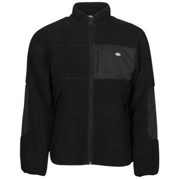 Textiel Heren Fleece Dickies RED CHUTE SHERPA Zwart