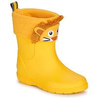 Schoenen Kinderen Regenlaarzen Isotoner 99314 Geel