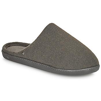 Schoenen Heren Sloffen Isotoner 98033 Grijs