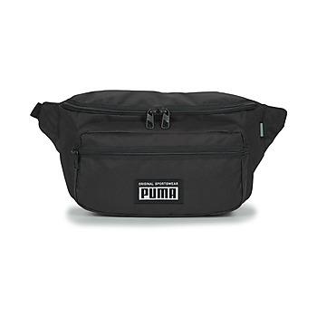 Tassen Heren Heuptassen Puma PUMA Academy Waist Bag Zwart