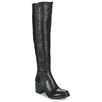Schoenen Dames Hoge laarzen Fru.it BILENA Zwart