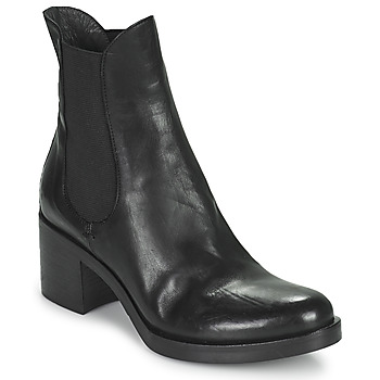 Schoenen Dames Enkellaarzen Fru.it ADRIANA Zwart