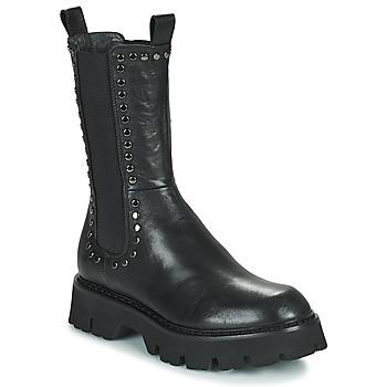 Schoenen Dames Laarzen Fru.it ALOISA Zwart
