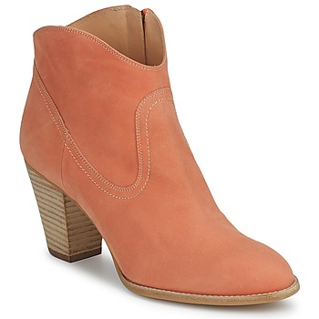 Schoenen Dames Low boots Paul & Joe LEONA Orange