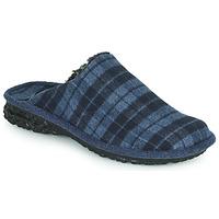 Schoenen Heren Sloffen Romika Westland TOULOUSE 57 Blauw / Zwart