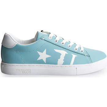 Schoenen Dames Lage sneakers Trussardi  Blauw