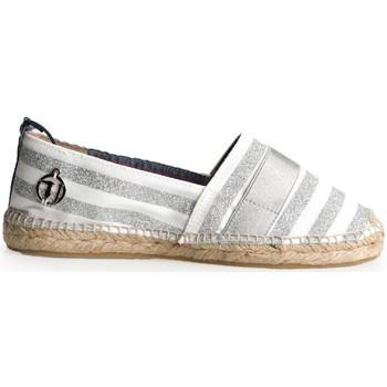 Schoenen Dames Espadrilles Trussardi  Zilver