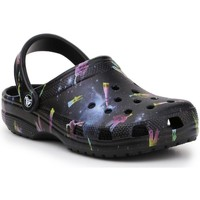 Schoenen Kinderen Klompen Crocs Classic Out OF This World II Clog Noir