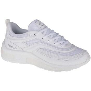 Schoenen Dames Lage sneakers Kappa Squince Blanc
