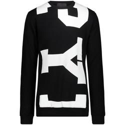Textiel Heren Sweaters / Sweatshirts Pyrex 21EPB41996 Black/White