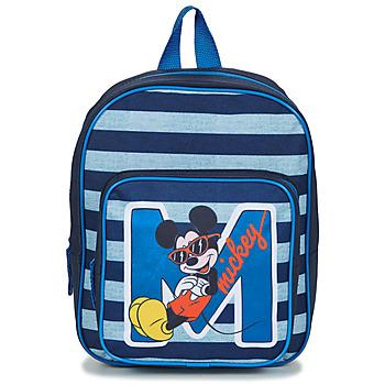 Tassen Jongens Rugzakken Disney SAC A DOS MICKEY 31 CM Marine