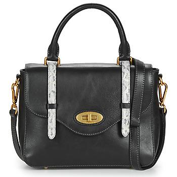 Tassen Dames Handtassen kort hengsel LANCASTER LEGENDE Zwart