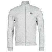 Textiel Heren Trainings jassen Le Coq Sportif ESS FZ SWEAT N 3 M Grijs / Chiné