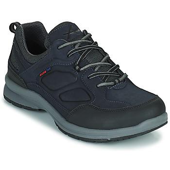 Schoenen Heren Lage sneakers Allrounder by Mephisto CALETTO TEX Marine