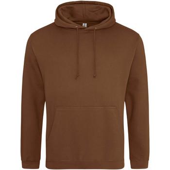 Textiel Sweaters / Sweatshirts Awdis College Caramel Toffee