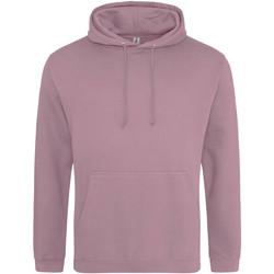 Textiel Sweaters / Sweatshirts Awdis College Stoffig paars