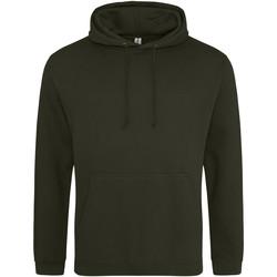 Textiel Sweaters / Sweatshirts Awdis College Bestrijd Groen