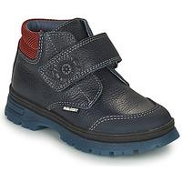 Schoenen Jongens Laarzen Pablosky 502923 Blauw