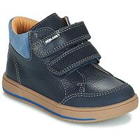 Schoenen Jongens Laarzen Pablosky 503723 Blauw
