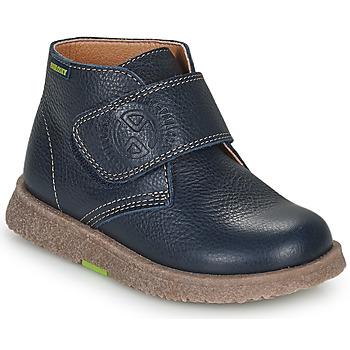 Schoenen Jongens Laarzen Pablosky 502323 Blauw