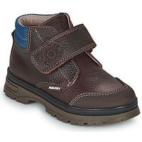 Schoenen Jongens Laarzen Pablosky 502993 Brown