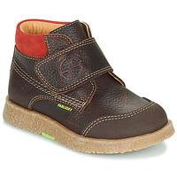 Schoenen Jongens Laarzen Pablosky 502593 Brown
