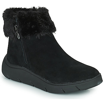 Schoenen Dames Laarzen Scholl COURMAYEUR Zwart
