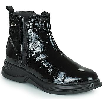 Schoenen Dames Laarzen Scholl YORK Zwart