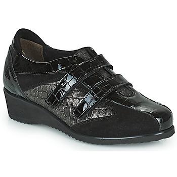 Schoenen Dames Lage sneakers Scholl DOREEN STRAP Zwart