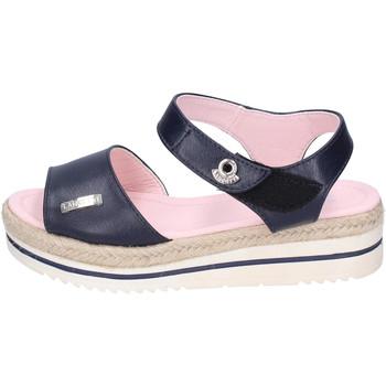 Schoenen Dames Sandalen / Open schoenen Lancetti Sandales BJ944 Bleu