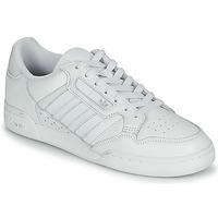 Schoenen Lage sneakers adidas Originals CONTINENTAL 80 STRI Wit
