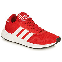Schoenen Heren Lage sneakers adidas Originals SWIFT RUN X Rood / Wit
