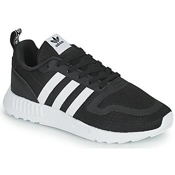 Schoenen Jongens Lage sneakers adidas Originals MULTIX C Zwart / Wit