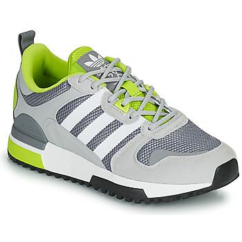 Schoenen Kinderen Lage sneakers adidas Originals ZX 700 HD J Grijs / Groen