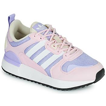 Schoenen Meisjes Lage sneakers adidas Originals ZX 700 HD J Roze / Clair
