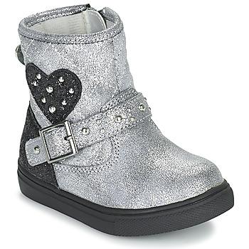 Schoenen Meisjes Laarzen Primigi BABY LUX Zilver