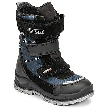 Schoenen Jongens Snowboots Primigi HANS GTX Zwart / Blauw