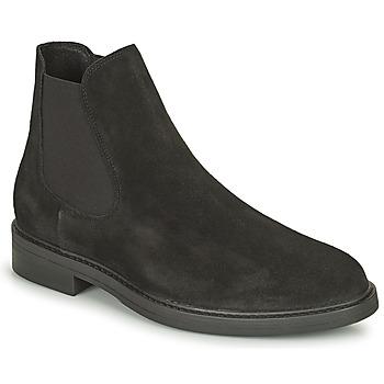 Schoenen Heren Laarzen Selected CHELSEA Zwart