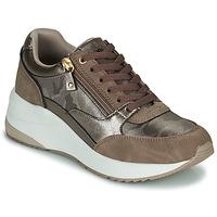 Schoenen Dames Lage sneakers Xti 43124 Brown / Brons