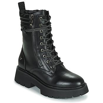 Schoenen Dames Laarzen Xti 43066 Zwart