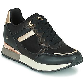 Schoenen Dames Lage sneakers Xti 43314 Zwart