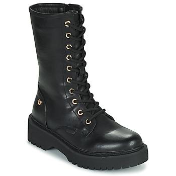 Schoenen Dames Laarzen Xti 43483 Zwart