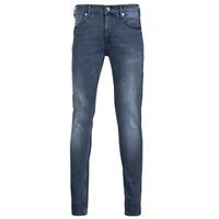 Textiel Heren Skinny jeans Scotch & Soda SKIM SUPER SLIM Blauw