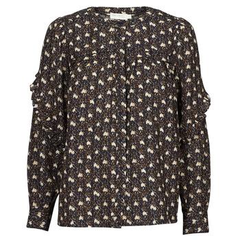 Textiel Dames Tops / Blousjes See U Soon 21212052 Marine