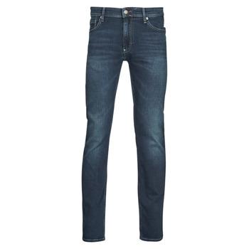 Textiel Heren Skinny jeans Teddy Smith REEPLE ROCK Blauw / Donker