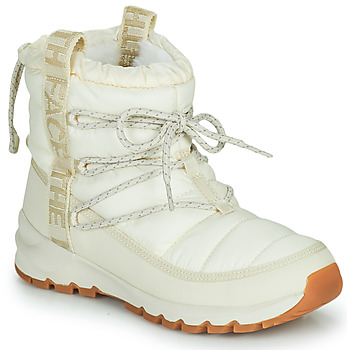 Schoenen Dames Snowboots The North Face W THERMOBALL LACE UP Ecru