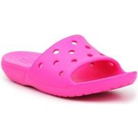 Schoenen Kinderen Slippers Crocs Classic Slide Rose