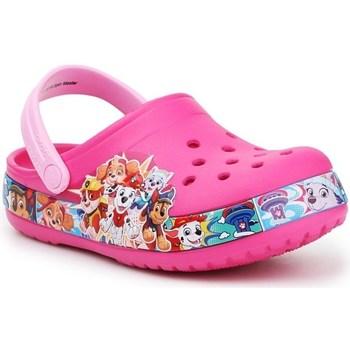 Schoenen Kinderen Klompen Crocs FL Paw Patrol Band Clog JR Rose